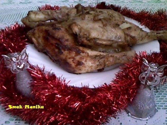 Świąteczna kaczka