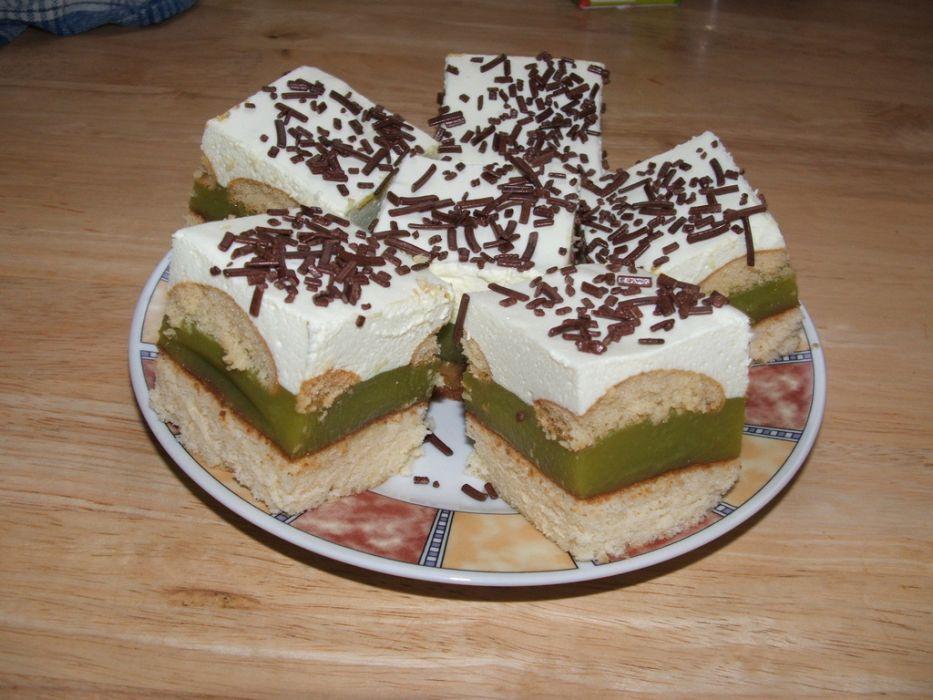 Ciasto z biszkoptami