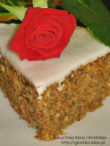 Ciasto Marchewkowe Przepis Mojegotowanie Pl