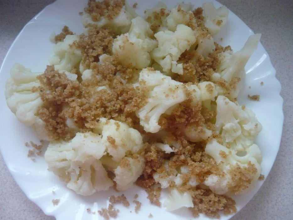 Kalafior gotowany