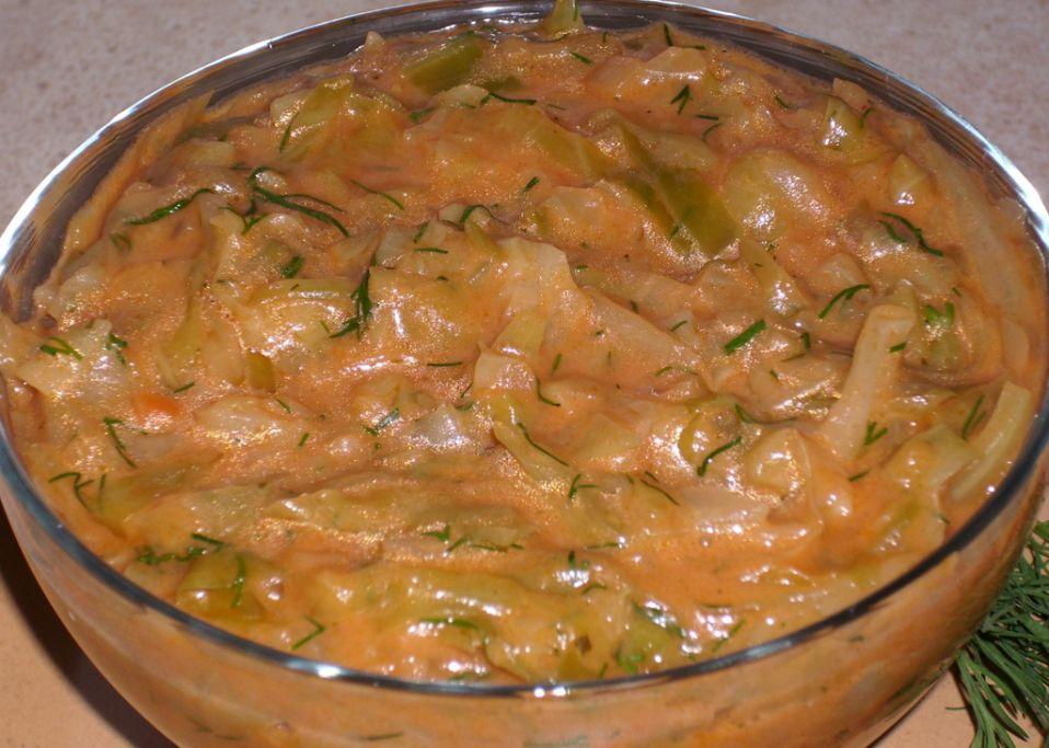 Mloda Kapusta Na Pomidorowo