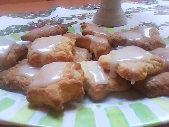 Ciastka z amoniakiem