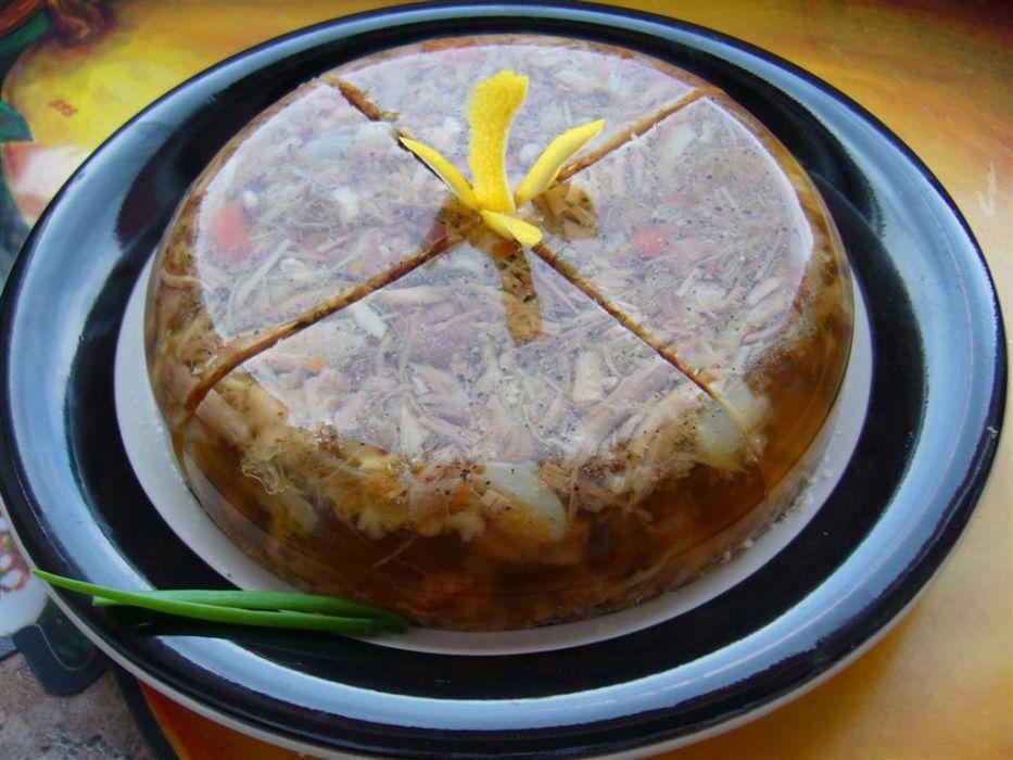 Холодец рецепт в мультиварке редмонд с пошаговым фото