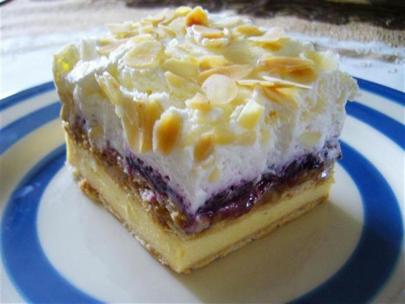 Ciasto Niebianskie Przepis Na Ciasto Niebianskie Mojegotowanie Pl