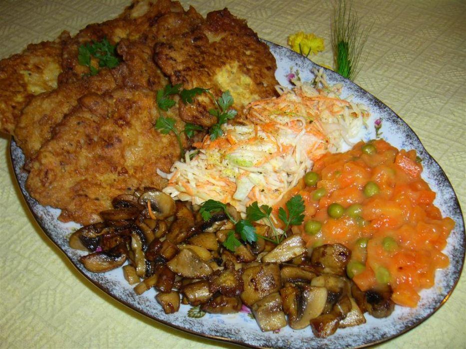 Kotlety W Panierce Jajeczno Cebulowej Na Wielkanocny Obiad Przepis