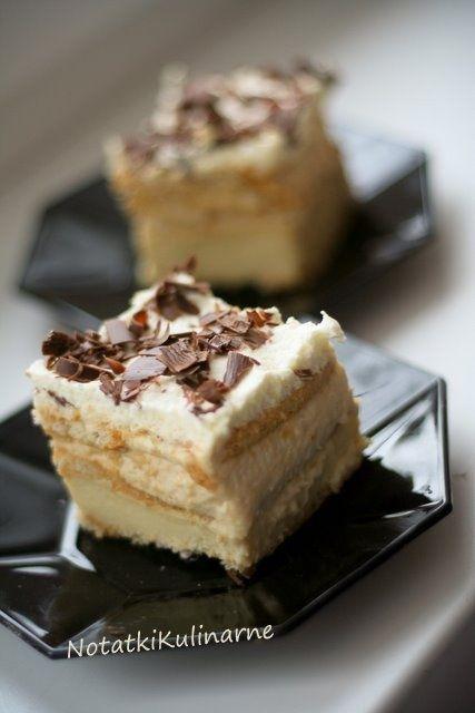 Ciasto Toffi Przepis Na Ciasto Toffi Mojegotowanie Pl