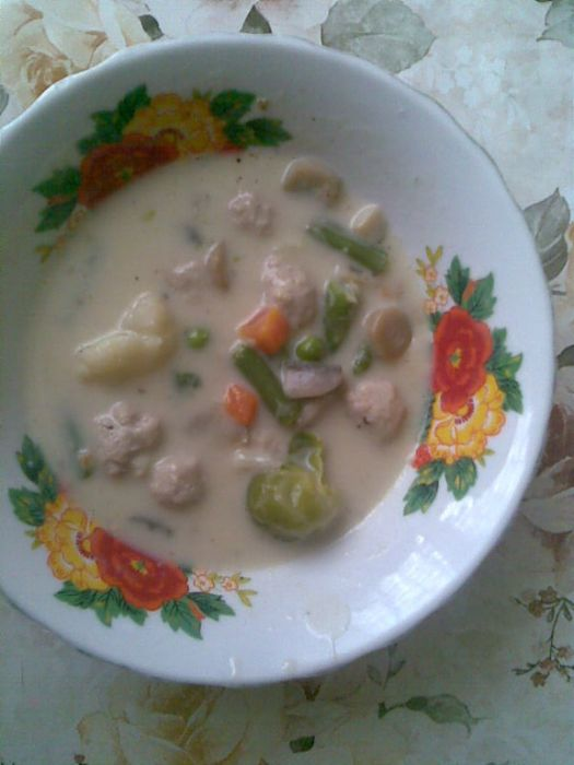 Zupa królewska
