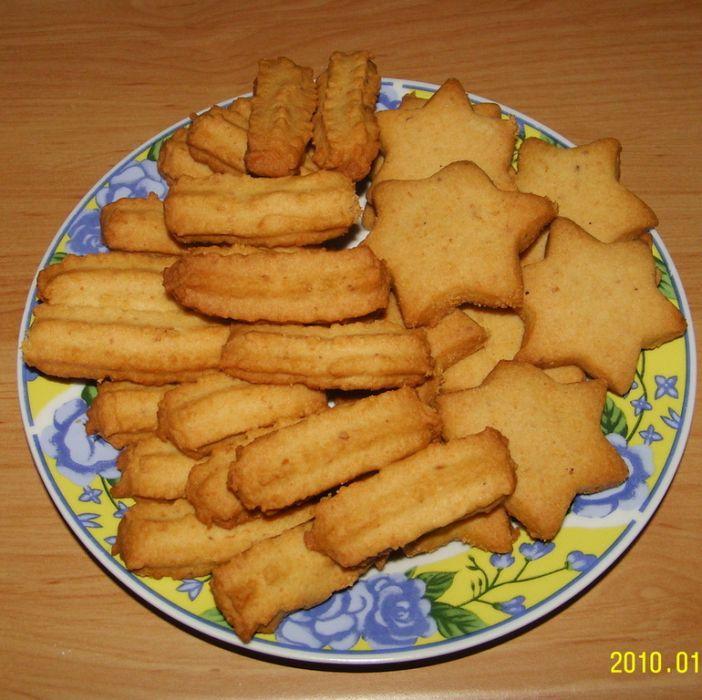 Ciasteczka ze skwarkami