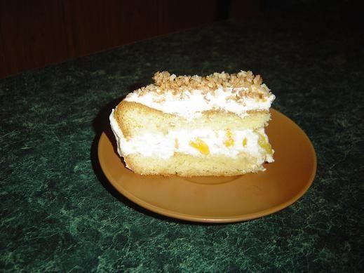 """ciasto-""""BIAŁA DAMA"""""""