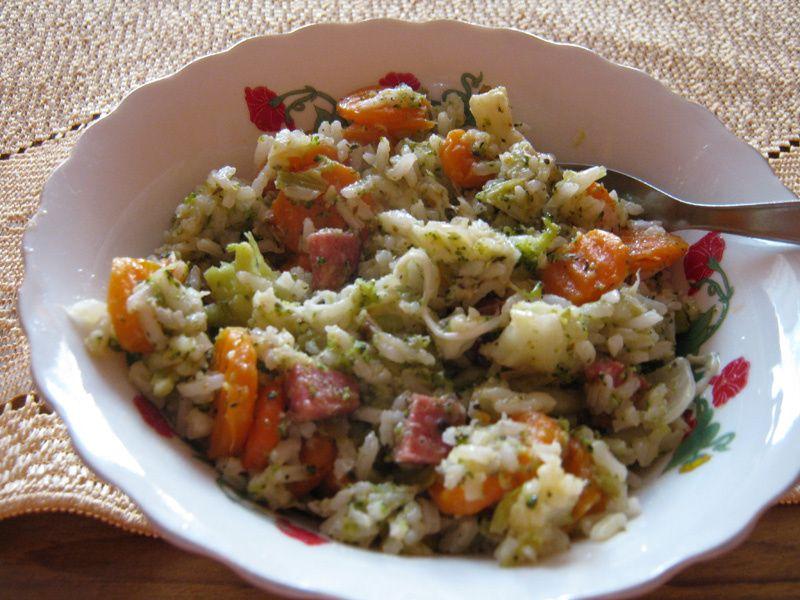 Warzywny Mix Obiadowy