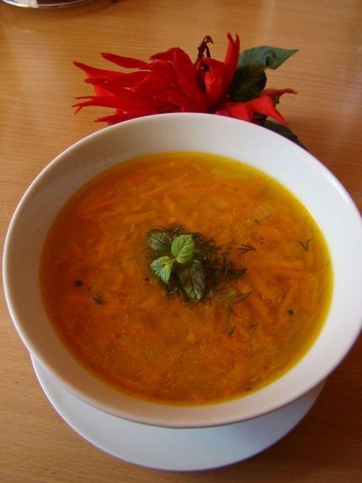 Zupa marchwianka