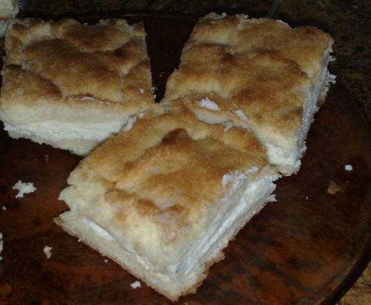 Ślaski kołacz z serem