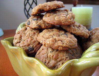 Dietetyczne Ciasteczka Owsiane Akopki