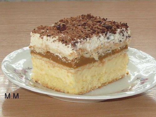 Ciasto Balowe Przepis Na Ciasto Balowe Mojegotowanie Pl