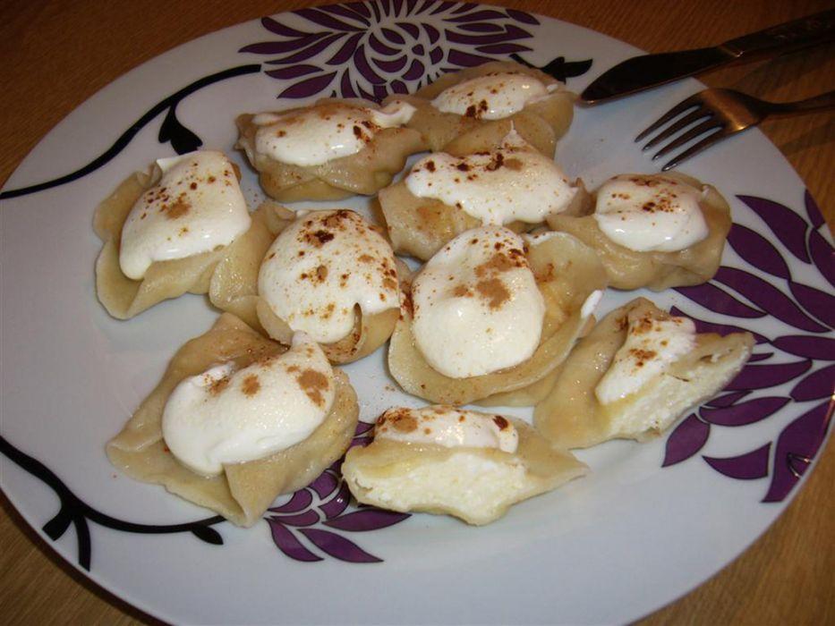 Pierogi z serem dla początkujących