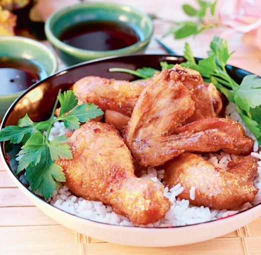 Kurczak Po Chinsku Z Sosem Sojowym Przepis Na Kurczak Po Chinsku Z