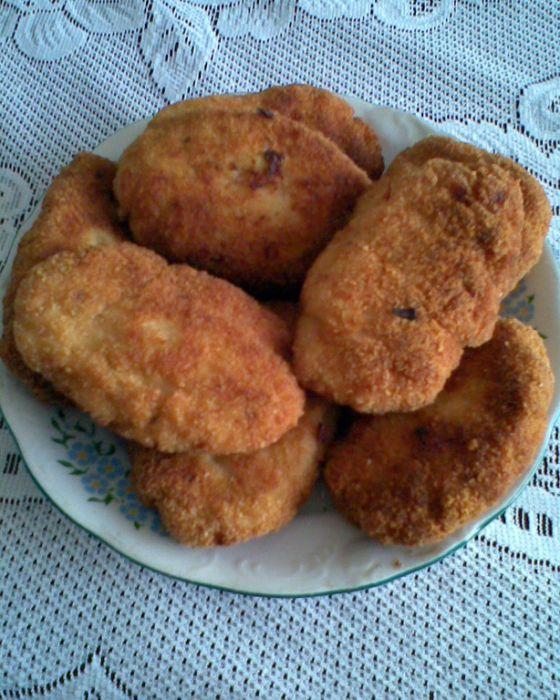 kotlety mielone z piersi kurczaka