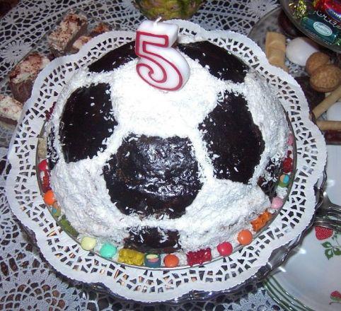 TORT  PIŁKA