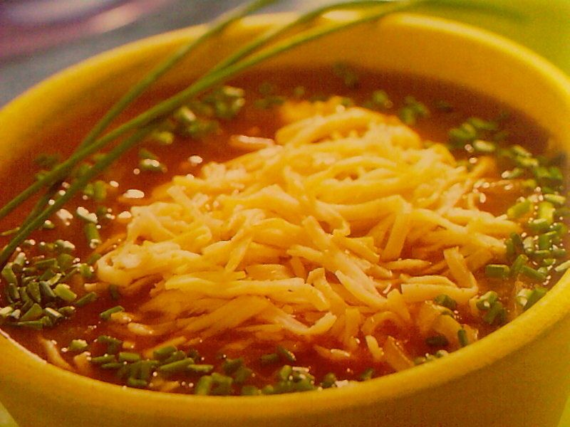Zupa Wloska Z Makaronem
