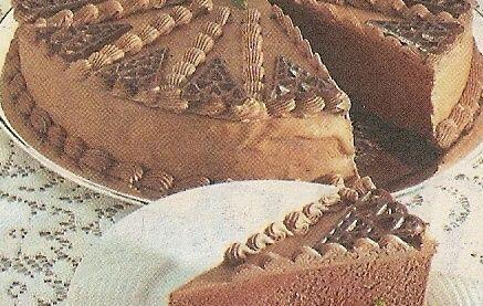 Orzechowiec z karmelem