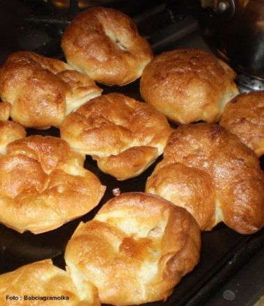 Yorkshire pudding :