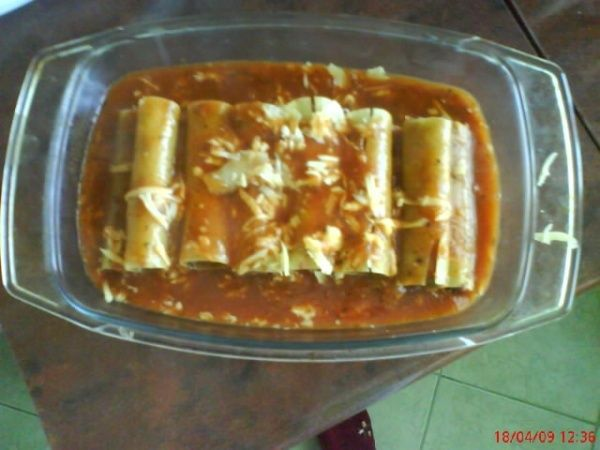 MAKARON CANNELLONI