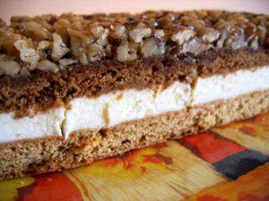 Ciasto Z Orzechami Przepis Na Ciasto Z Orzechami Mojegotowanie Pl