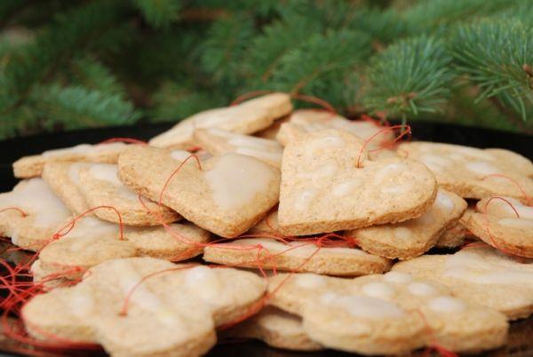 Ciasteczka na choinkę