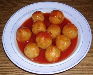 Pulpeciki W Sosie Pomidorowym Wg Aleex Przepis Na Pulpeciki W
