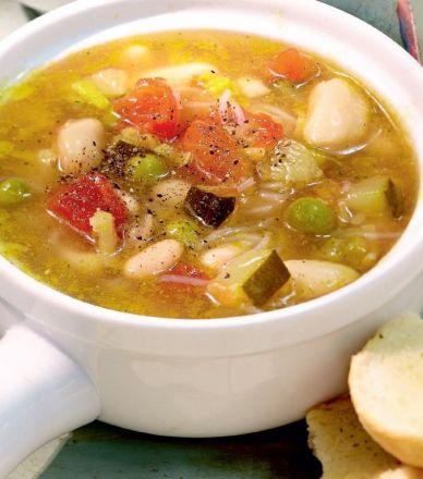 Zupa - Zielona - Bazyliowa