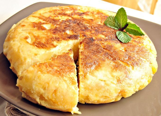 Hiszpańska tortilla