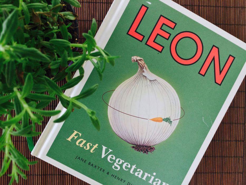 Recenzja Ksiazka Leon Fast Vegetarian Mojegotowanie Pl