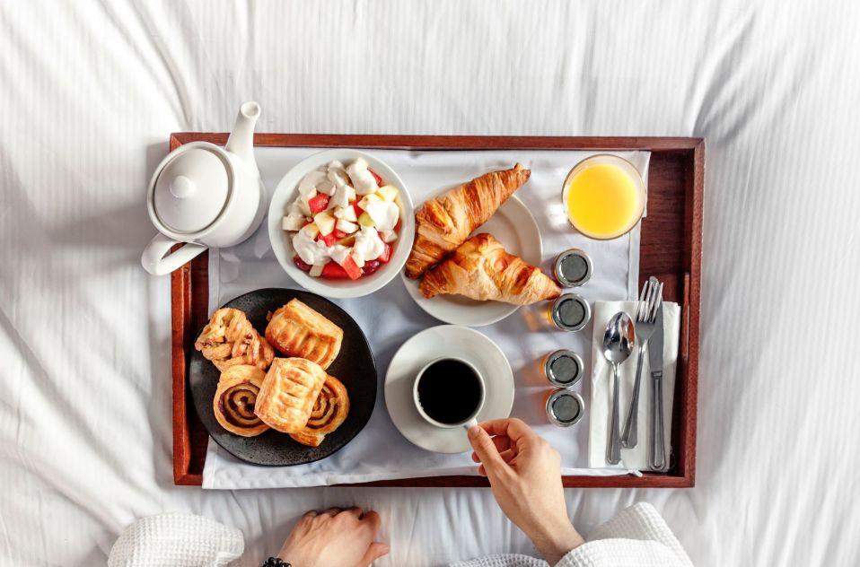 śniadanie Do łóżka Przygotuj Krok Po Kroku Mojegotowaniepl