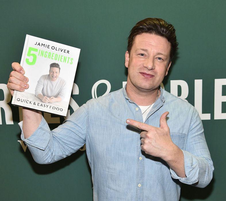Jamie Oliver Brytyjski Rewolucjonista Od Kuchni