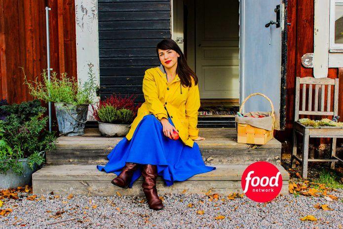 Rachel Khoo Urocza Kuchnia W Klimacie Retro Mojegotowaniepl