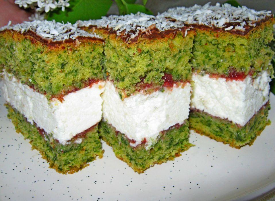 Ciasto Ze Szpinakiem Przepis Na Ciasto Ze Szpinakiem