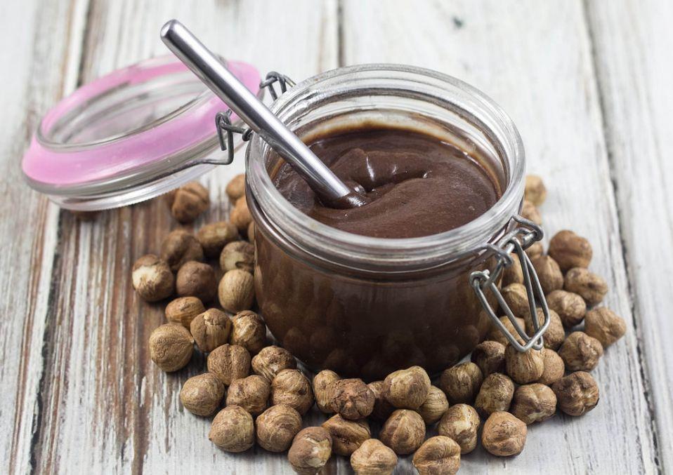 Dietetyczna Domowa Nutella