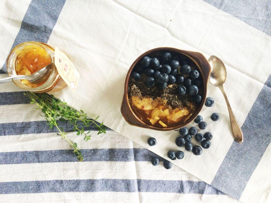 Sniadanie Z Quinoa I Pigwa Przepis Na Sniadanie Z Quinoa I Pigwa
