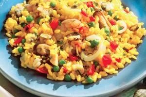 Hiszpańska paella - Hiszpańska paella