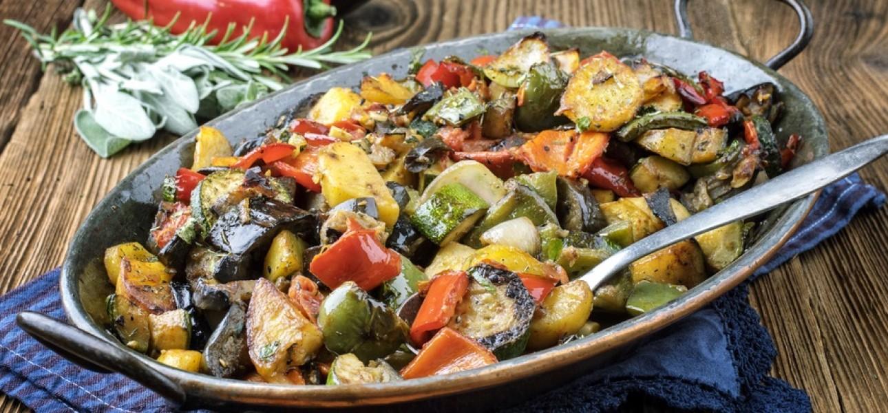 Ratatouille - prowansalska potrawka warzywna