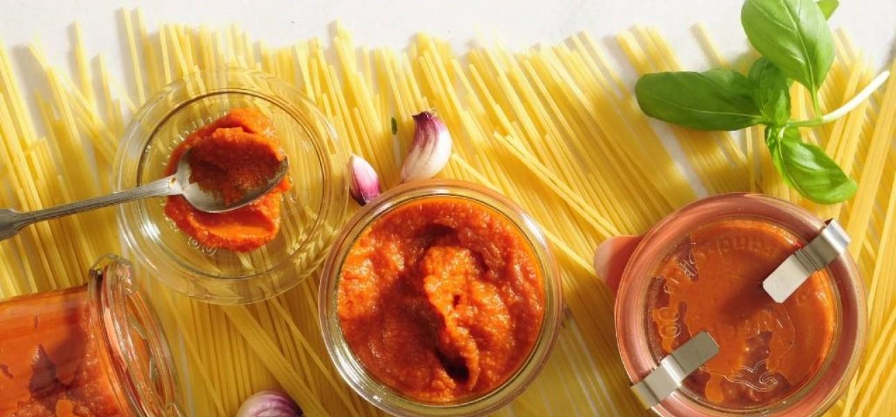 Sos dyniowo-pomidorowy