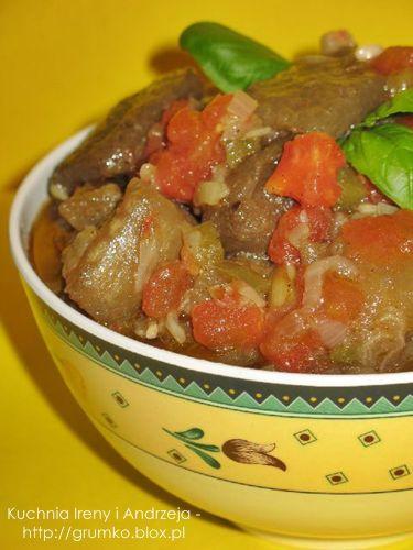 Salatka Z Pieczonych Baklazanow Przepis Mojegotowanie Pl