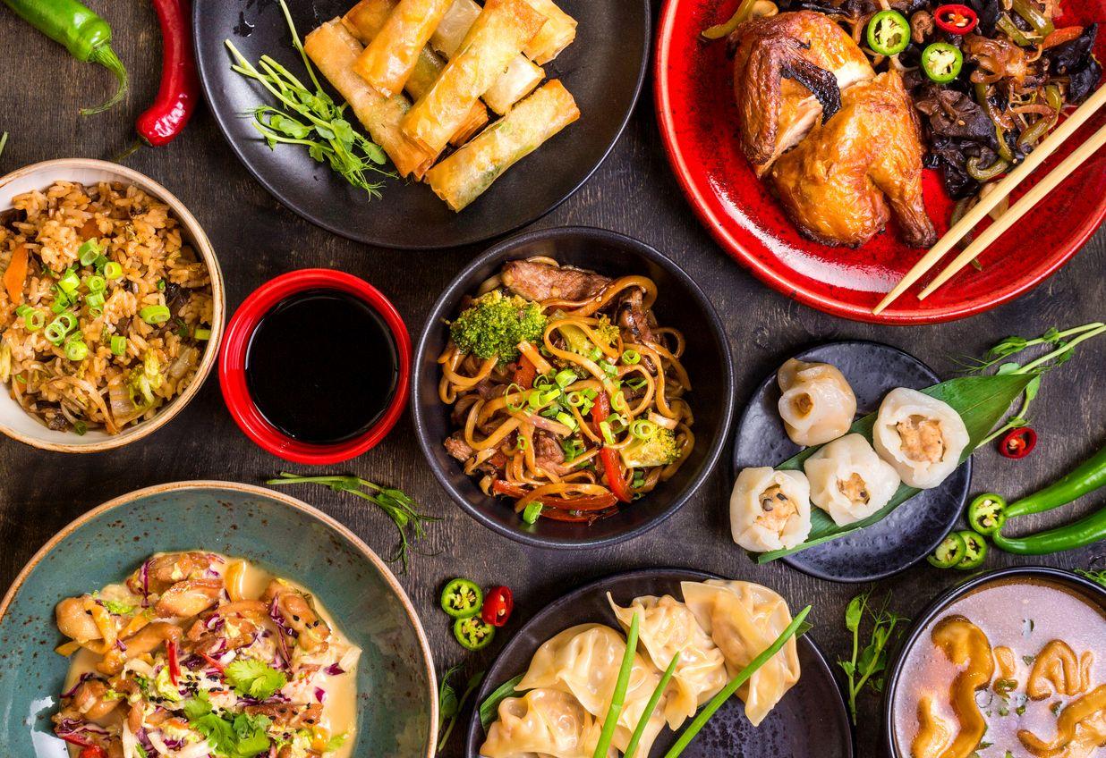 Kuchnia Azjatycka Przepisy Z Ksiazek Na Obiady I Desery Mojegotowanie Pl