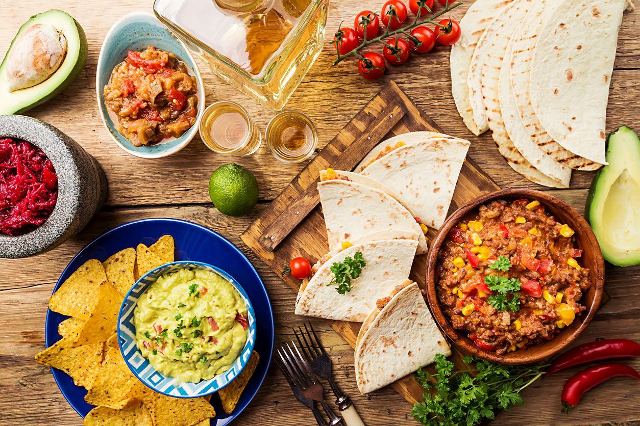 Kuchnia Meksykanska Tacos I Enchiladas W Twoim Domu Mojegotowanie Pl